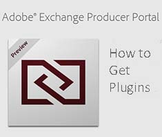 Adobe Exchange Portal